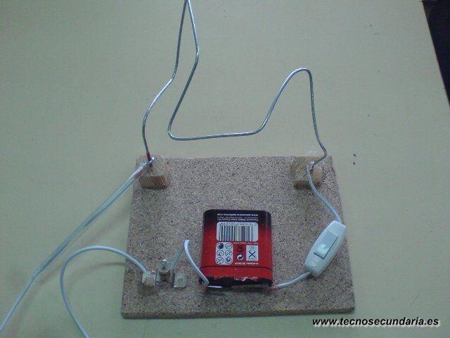Ejemplos De Proyectos Juego Electrico De Pulso 1º Eso