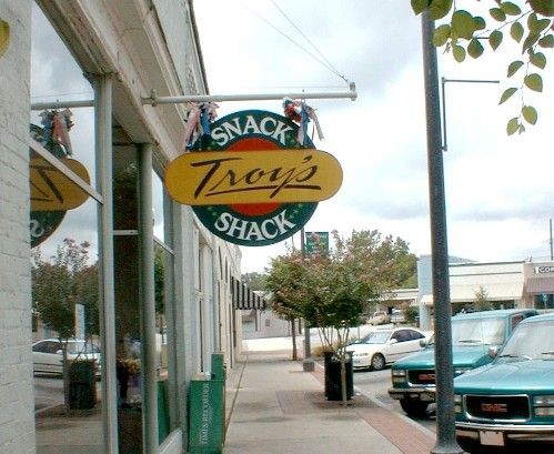 Troy S Snack Shack Snack Shack Montezuma Downtown