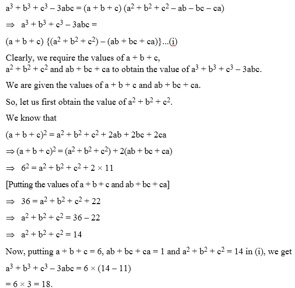 Algebraic Identities Of Polynomials A Plus Topper https