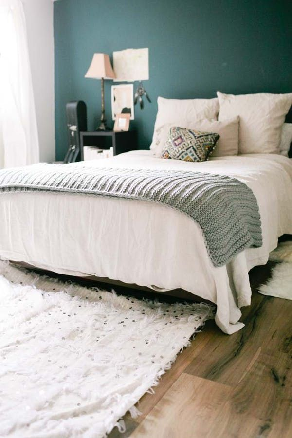 8 Bold Paint Colors You Have To Try In Your Small Bedroom Small