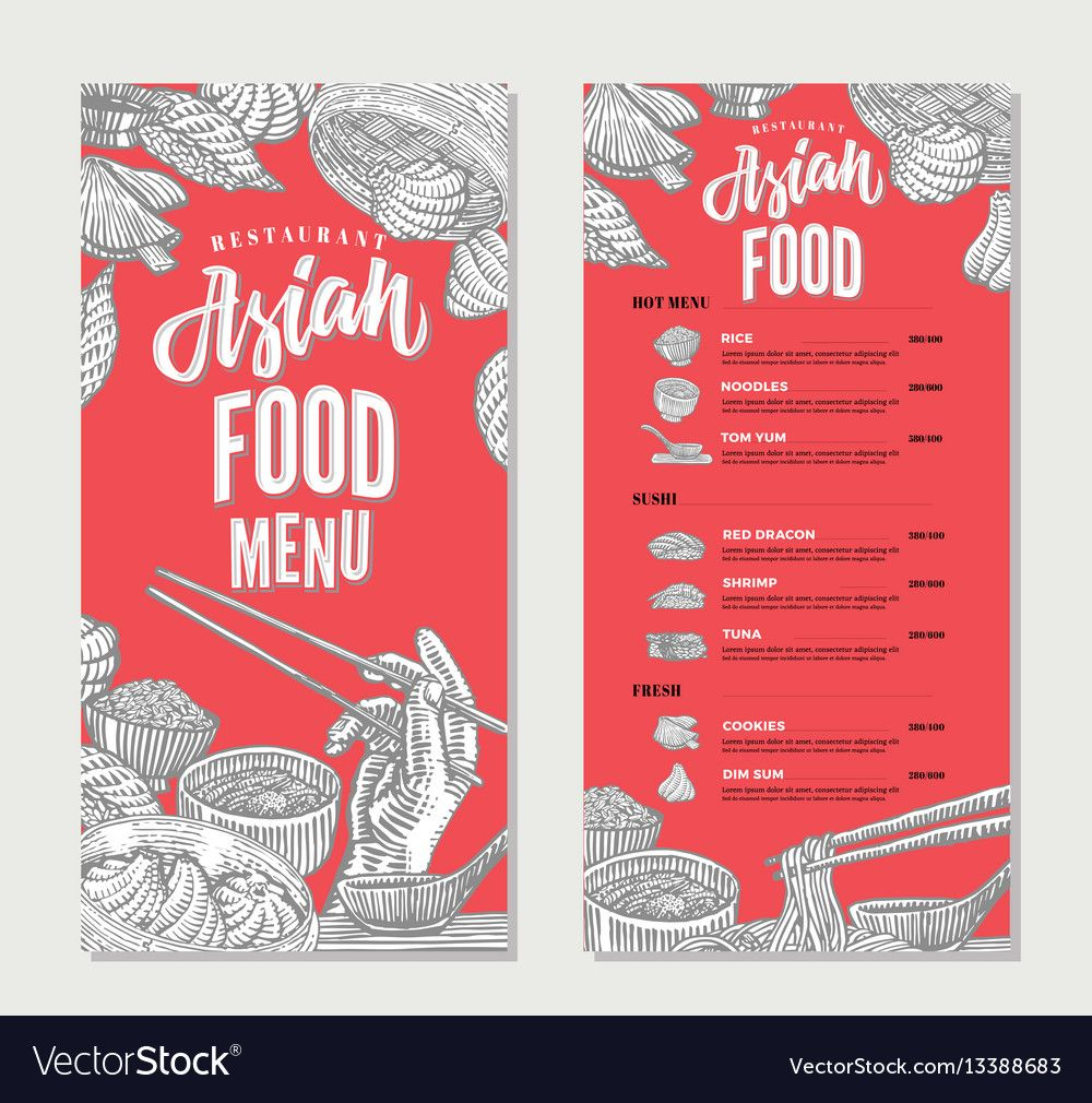Image result for chinese menu design Menu restaurant