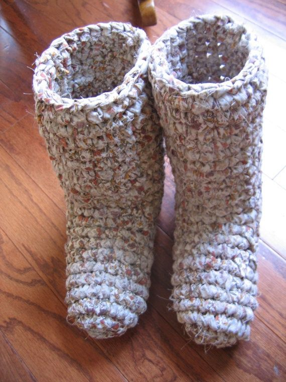 Free Crochet Boot Patterns For Adults Rag Crochet Adult Boot
