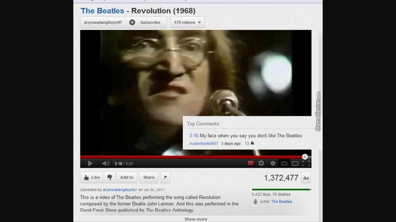c6ea051399 Pin by A Day In The Life Of The Beatles on The Beatles memes ...