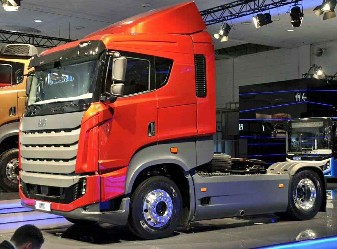 B M C Truck Uit Turkije Caminhoes Caminhao