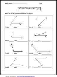 Printable Geometry Worksheets For 2nd Grade