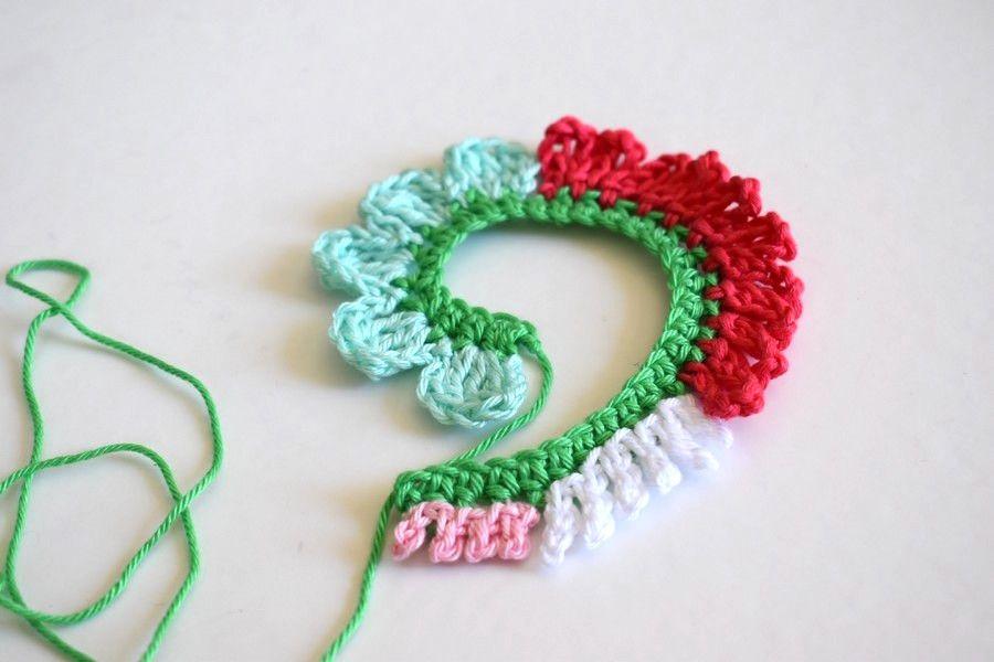 Anleitung/Tutorial: Blume häkeln oder flower crochet(en | Flower ...