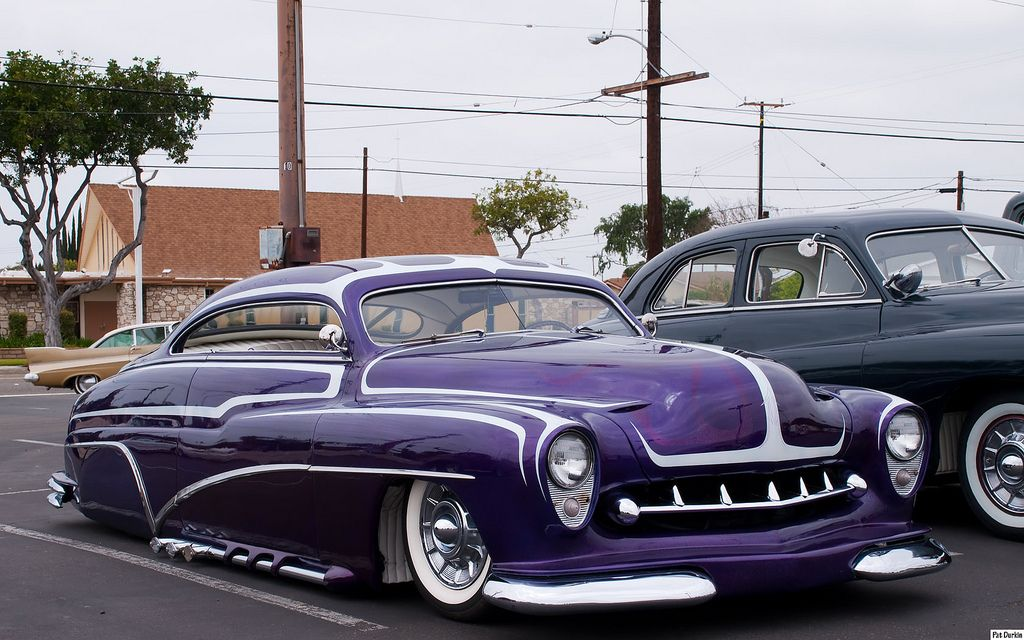 1949 Mercury Coupe Leadsled I Can Finally Put A Face To The Car In Song 49