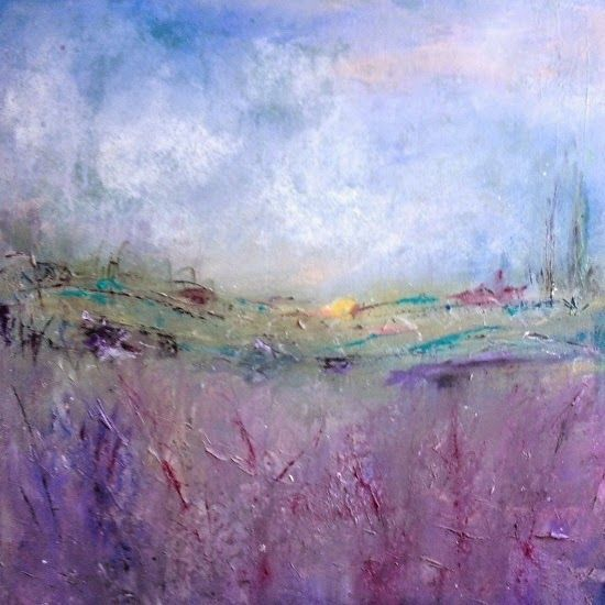 Abstract Artists International Abstract Landscape Art Painting Provence By Contemporary A Abstract Art Landscape Landscape Art Painting Abstract Artists