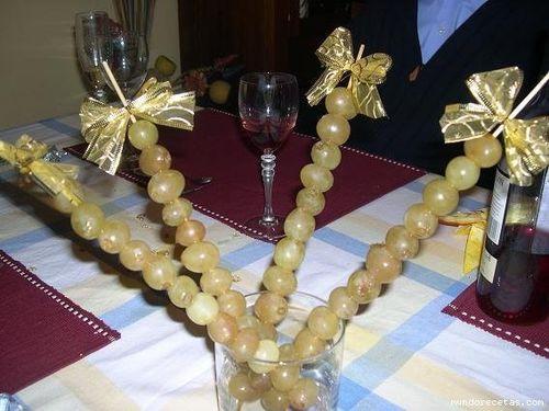 Ideas para servir las uvas en año nuevo , MamásLatinas