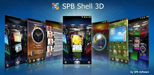 Spb Shell 3d Apk Android Apps Android App