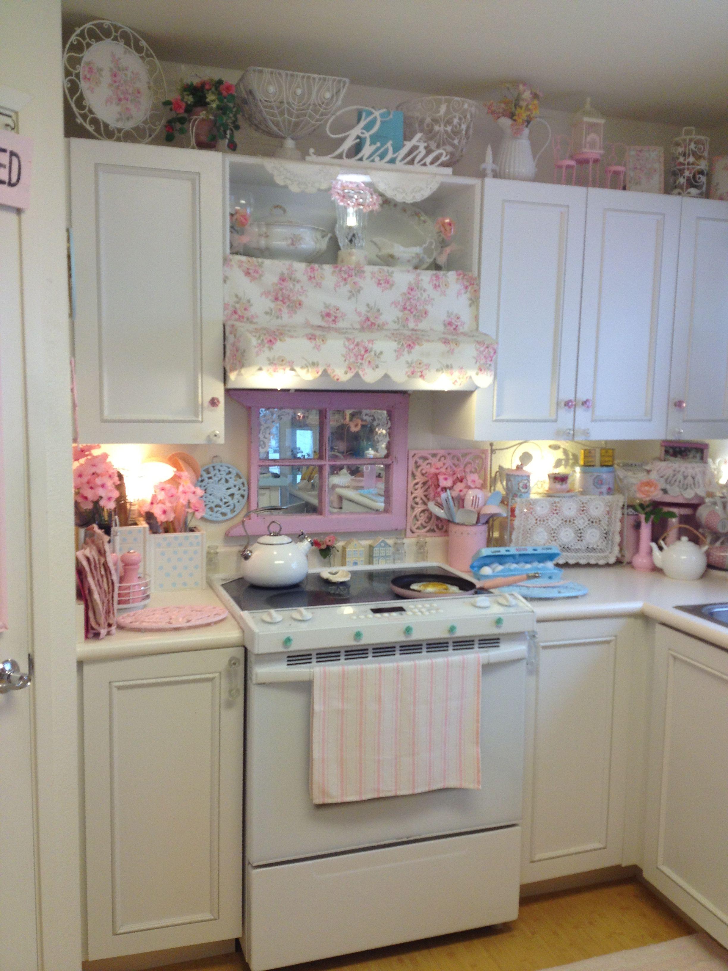 Pink And Blue Kitchen Kitchen Decor Pictures Pink Kitchen Pink