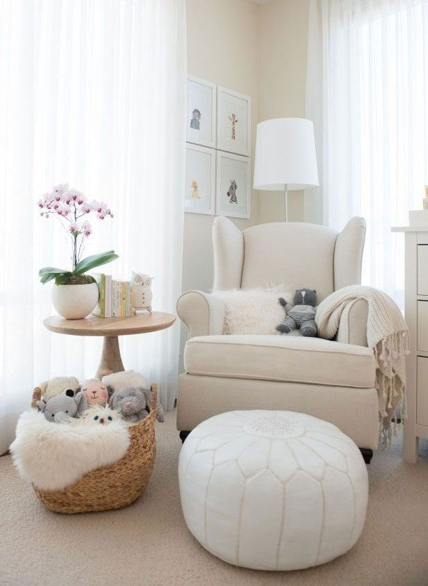 new style 355d7 5909e Chairs | Baby room | Rocking chair nursery, Nursery recliner ...