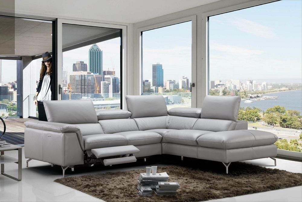 Refined 100 Italian Leather Sectional Leather Reclining Sectional Italian Leather Sectional Sofa Reclining Sectional