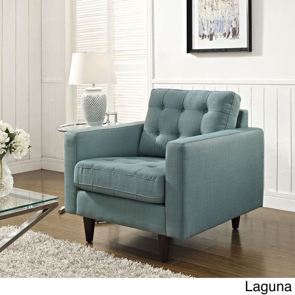 Empress Upholstered Armchair - Overstock Shopping - Great Deals on ...