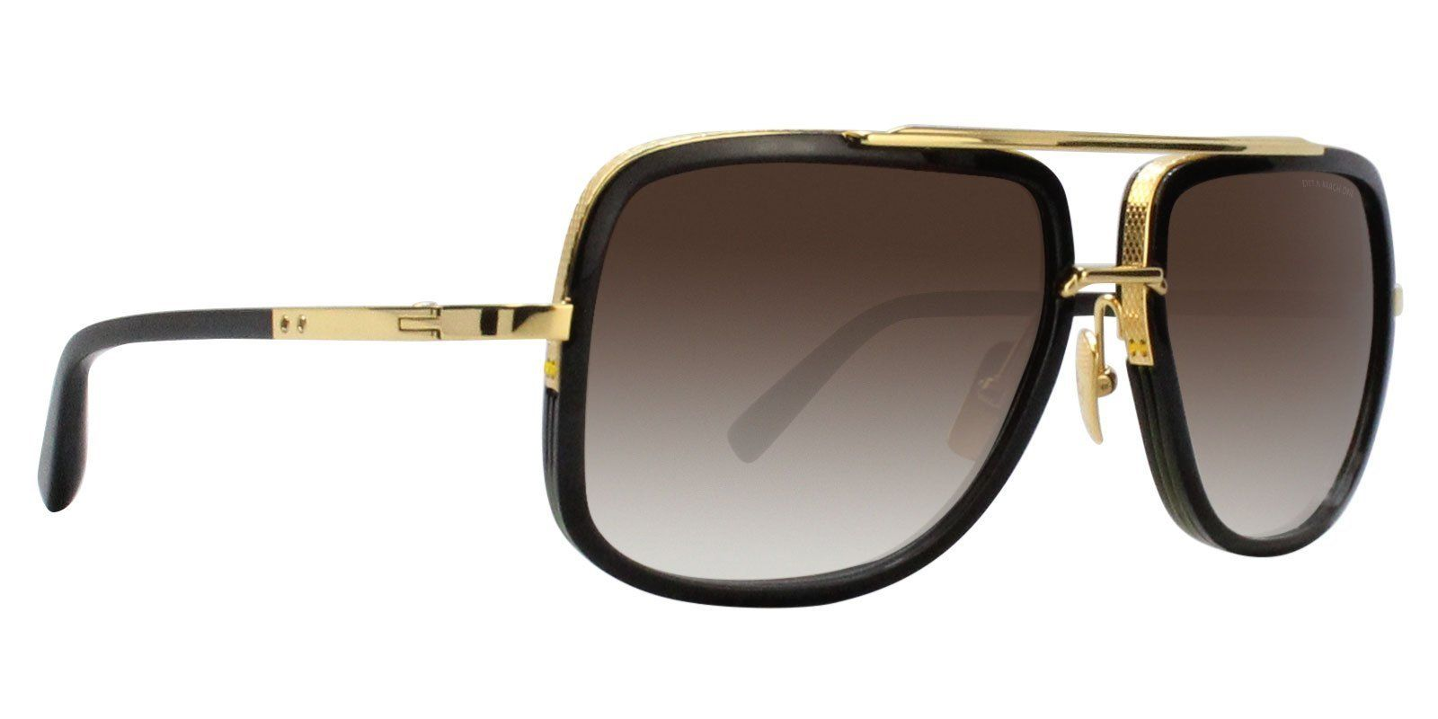 c442d86b8067 Dita - Mach One Black - Brown Sunglasses
