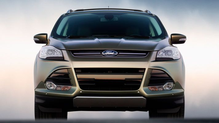 Ford Escape Overview The Escape Drives Very Well With Agile And Sporty Handling And A Composed Ride Ford Escape 2016 Ford Escape Ford Suv