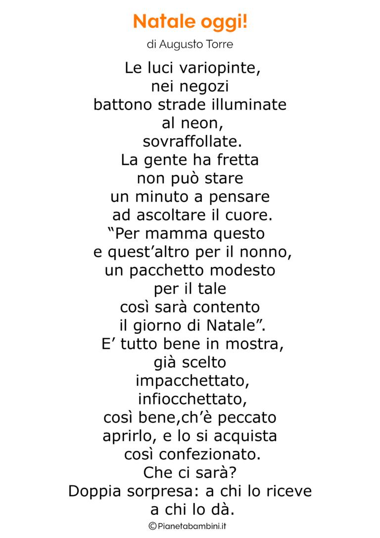 Poesie Di Natale Bambini.Poesia Di Natale 13 Natale Parole Di Natale Poesia