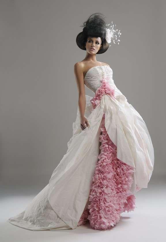 40 Avant-Garde Dresses | Avant garde, Weird dresses and Wedding dress