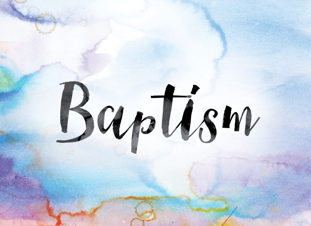Pin on Baptism meaning