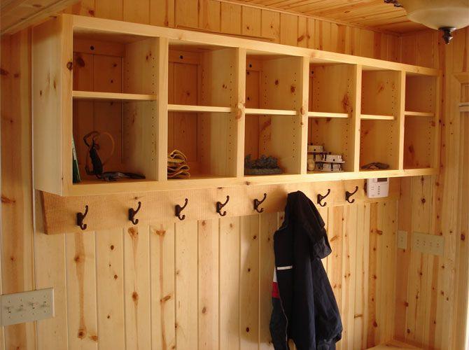 Rustic Pine Kitchen Cabinets Kitchens