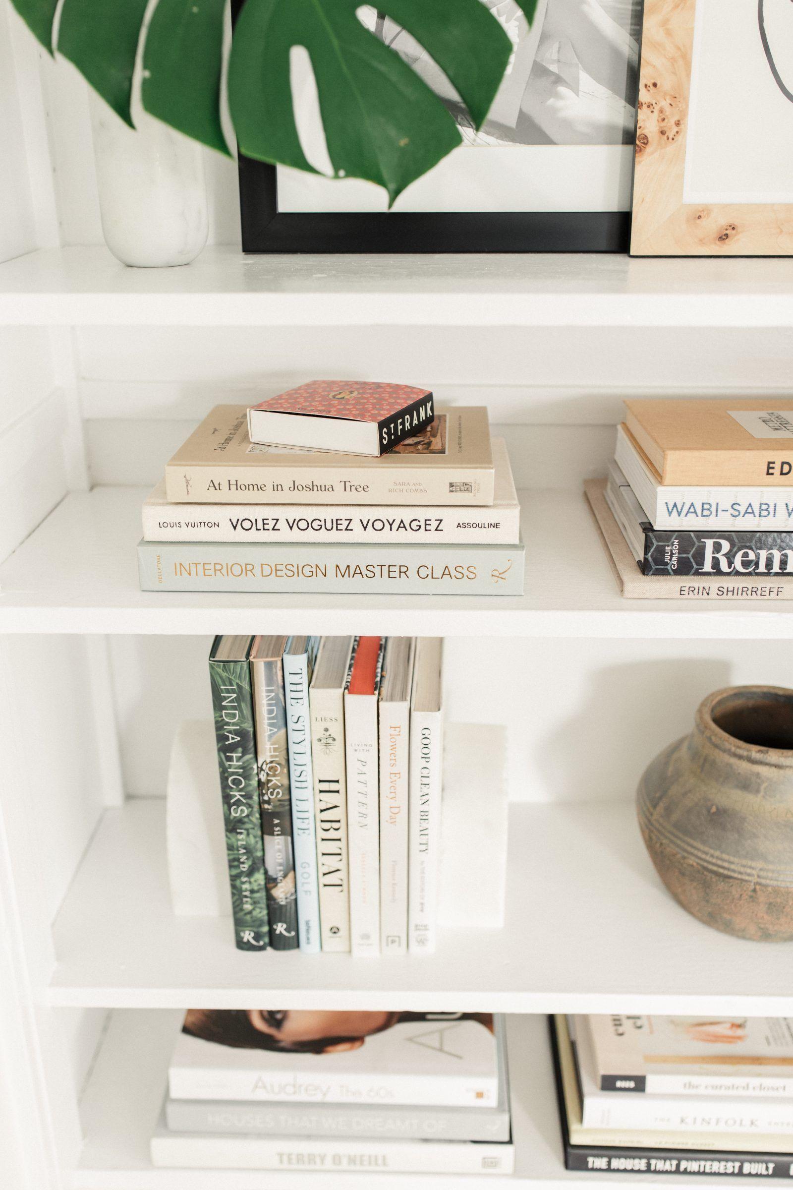 Books To Style With Harlowe James Interior Design Masters Modern Interior Design Decor [ 2400 x 1600 Pixel ]