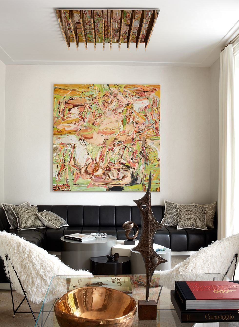 MustSee Photos of a Cool and Collected Townhouse in