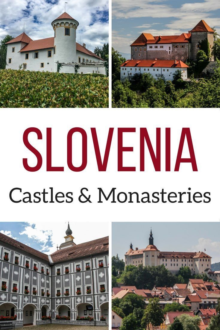 15 Best Slovenia Castles Photos Video On And Off The