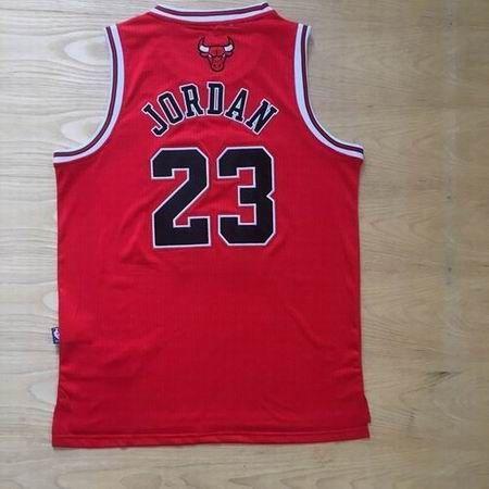 63a2592f0571 NBA Chicago Bulls  23 Michael Jordan White Home Jersey