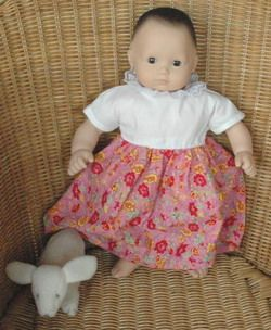 75c9328ba Bitty Baby Doll Measurements   Dolls - Baby Dolls Sewing Patterns ...
