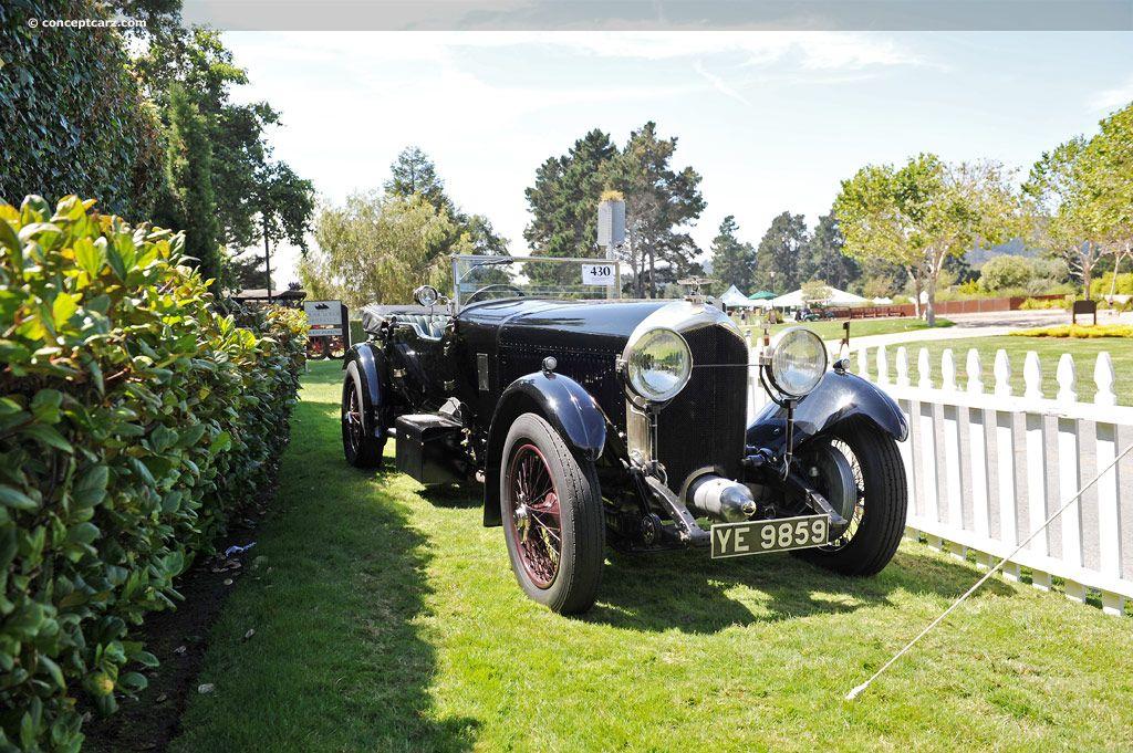 1927 Bentley 6 ½ litro de imagen