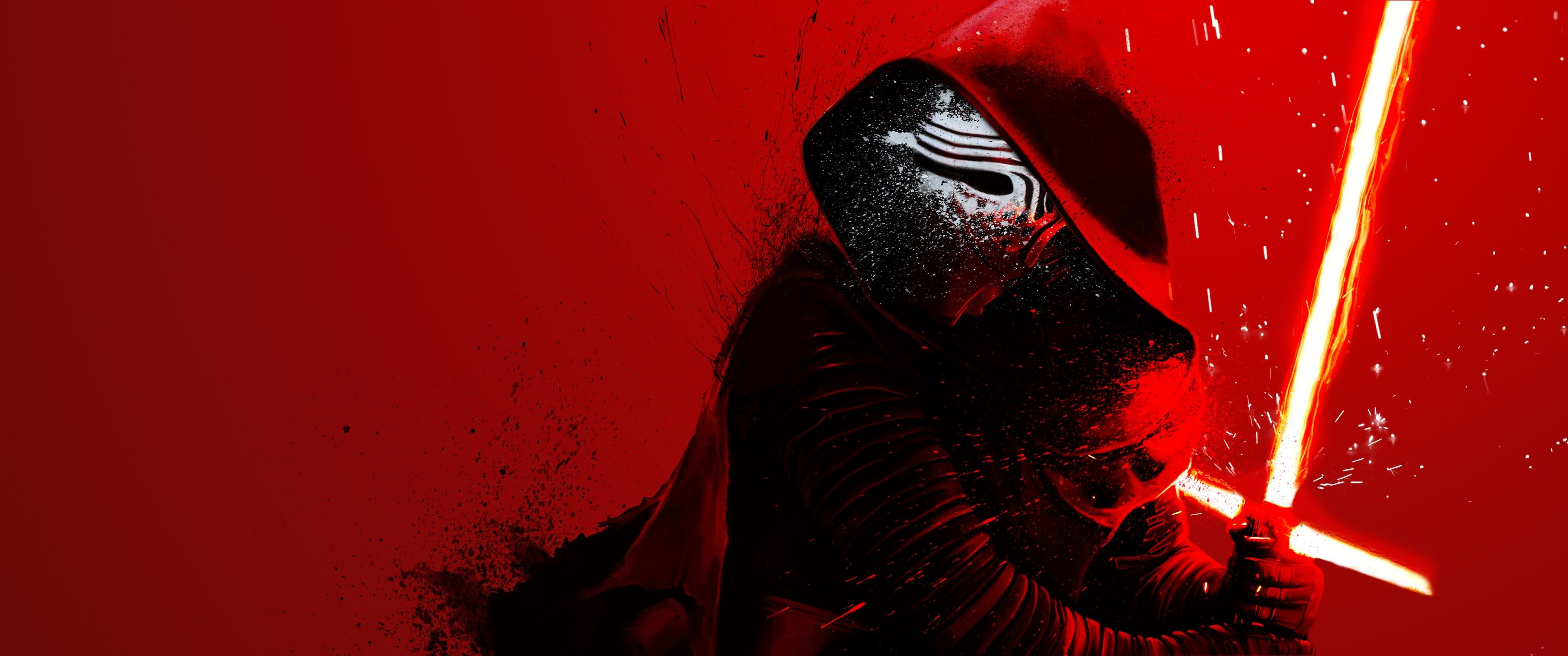 Popular Kylo Ren Wallpaper 3440x1440 For 1080p Kylo Ren Wallpaper Star Wars Wallpaper Darth Vader Wallpaper
