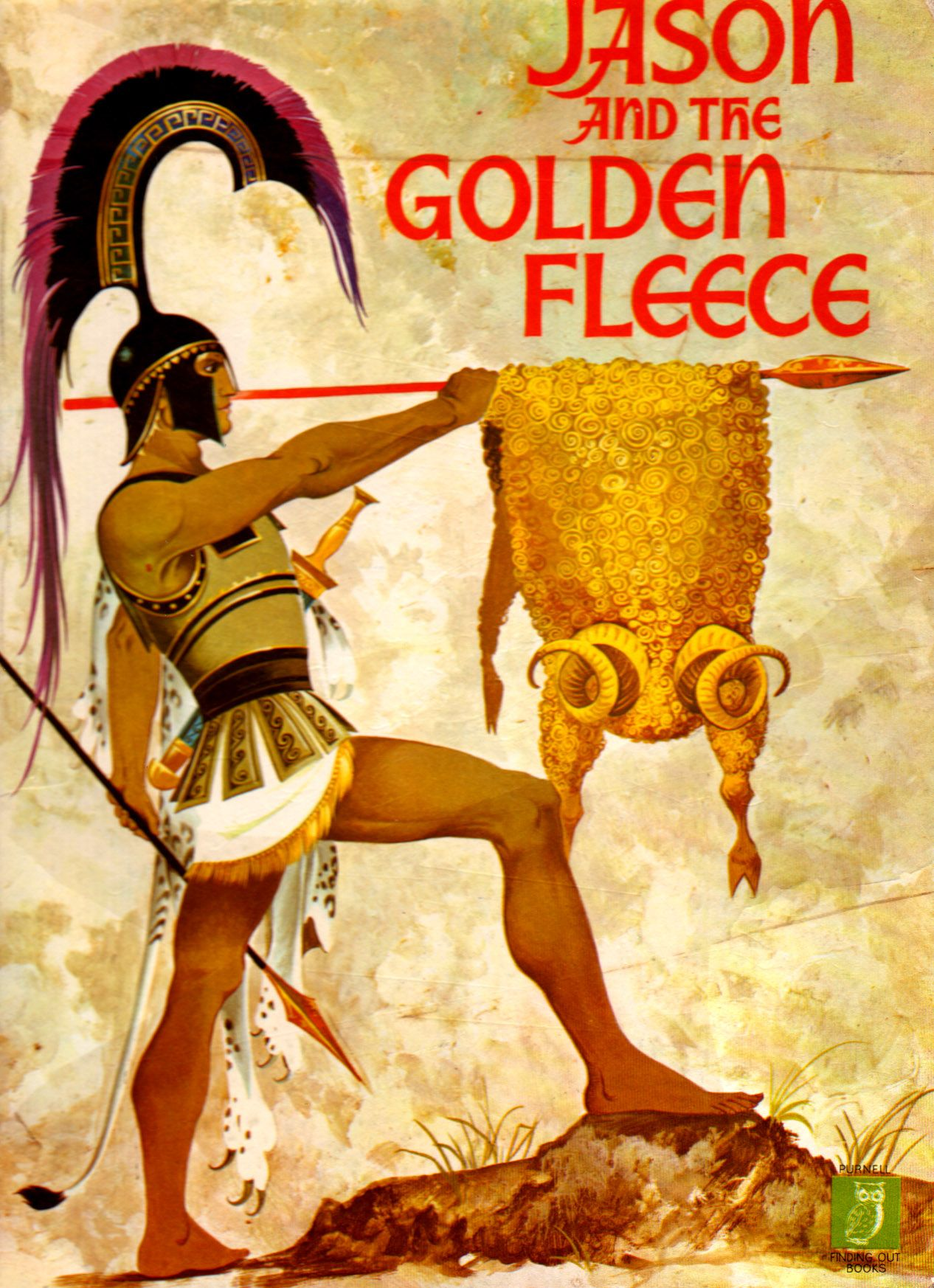 Jason And The Golden Fleece Illustrated By Janet And Anne Grahame