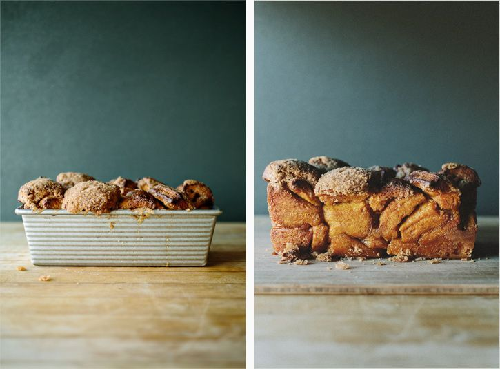 Delicious meal - Yeasted Pumpkin Bread from sprouted kitchen