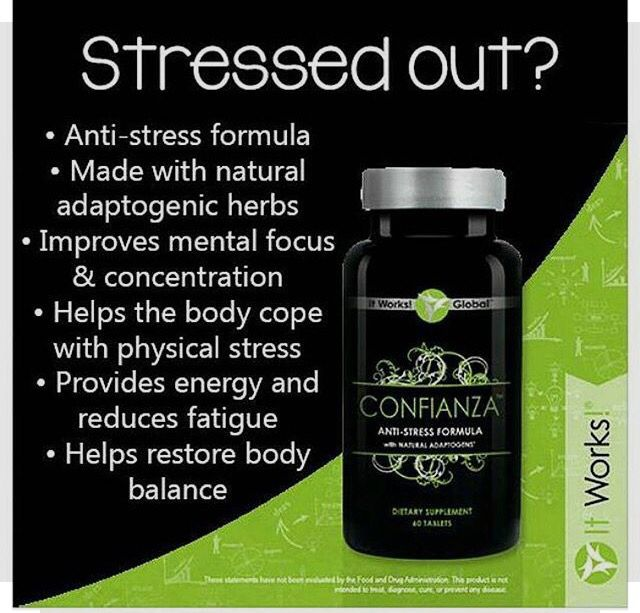 Everyone needs to be Stress Free!! http://gimmegreens.myitworks.com