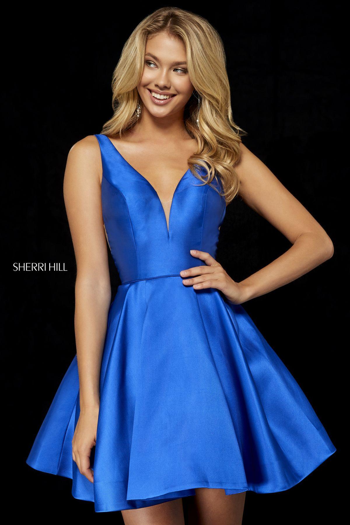 4d20ed418d5 Style  52179 – Sherri Hill Event Dresses