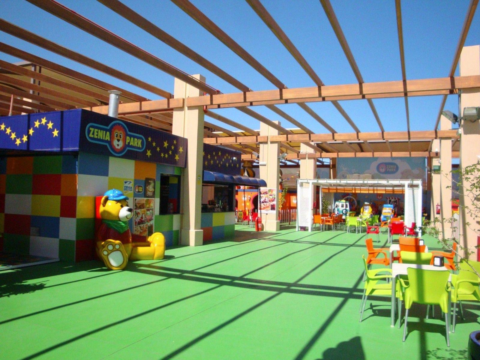 Zenia Boulevard - Centro Comercial en Orihuela Costa - Alicante - Parque Infantil Zenia Park