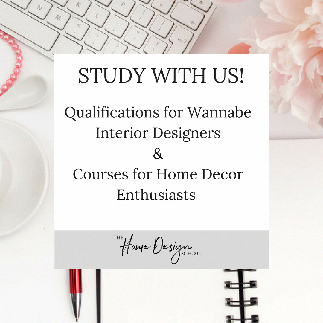 Courses In Interior Design, Plus Newly Accredited Course