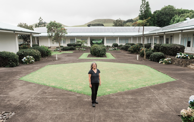 Andrea Ghez At The W M Keck Observatory Headquarters In Waimea Hawaii Black Hole Cosmology Take Aim