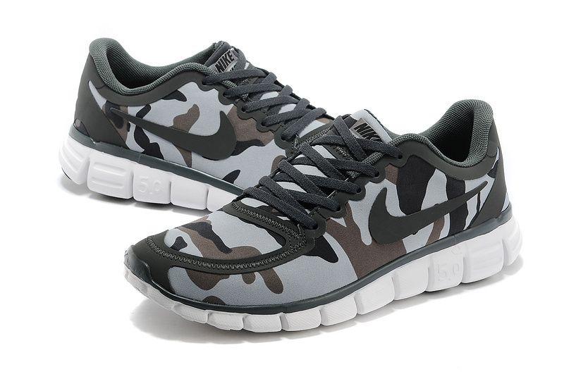 nike free 5 0 v4 camouflage clothing