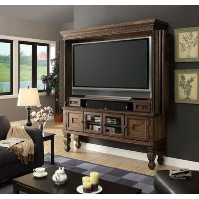 Parker House Furniture Aria TV Stand