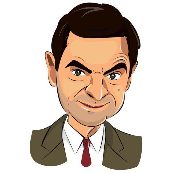 Profile Avatar: Mister Bean Cartoon By Digital Cartoons. :D