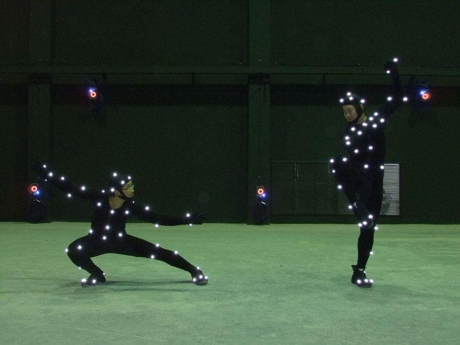 Motion Capture Fighting by *Tigermyuou on deviantART ...