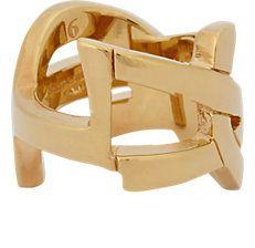 Cassandre Monogramme Ring