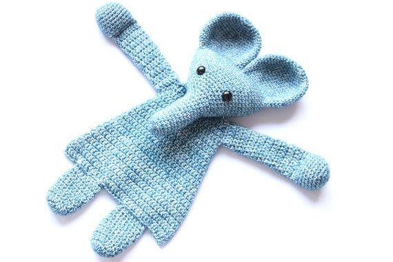 Easy Amigurumi Pdf : Elephant ragdoll crochet amigurumi pattern pdf instant download