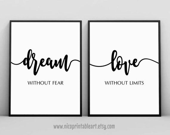 Dream Without Fear, Love Without Limits, Bedroom W