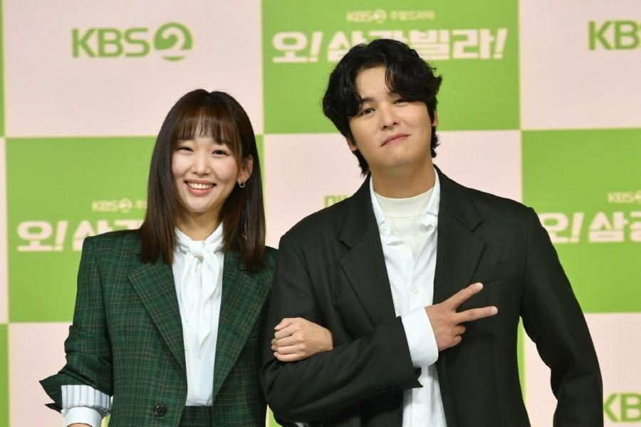 "Cast Of Jin Ki Joo And Lee Jang Woo's New Drama ""Homemade Love Story"" Talk About Drama's Message, Living Up To Past Ratings Success, And More"