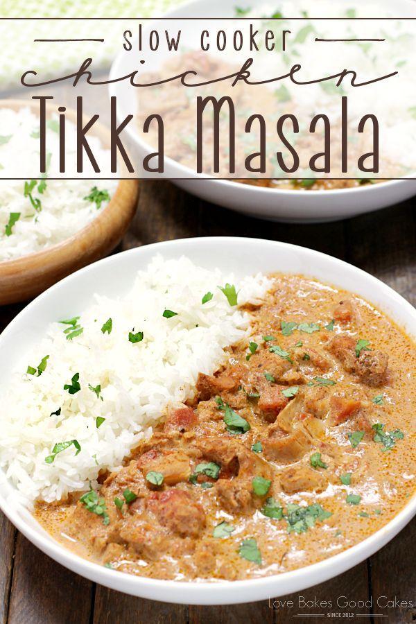 Slow cooker chicken tikka masala chicken slow cooked with the slow cooker chicken tikka masala chicken slow cooked with the aromatic spices of indian food forumfinder Choice Image