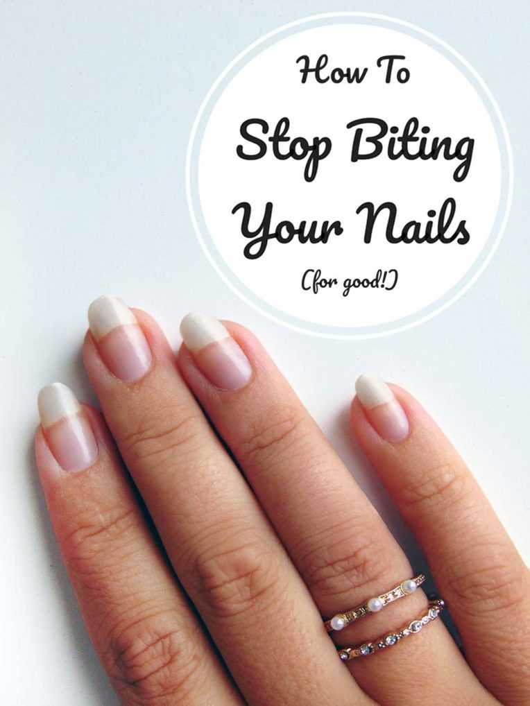How To Finally Stop Biting Your Nails My 1 Strengthening