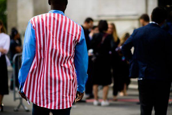 Le 21eme Marcus Paul Paris Fashion Street Style Marcus