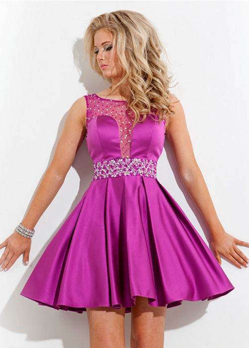tumblr prom short satin dresses - Buscar con Google | vestidos ...